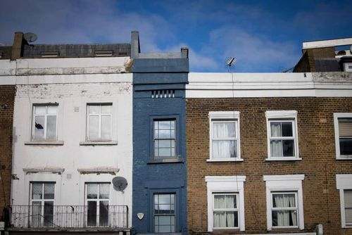 La maison la plus étroite de Londres