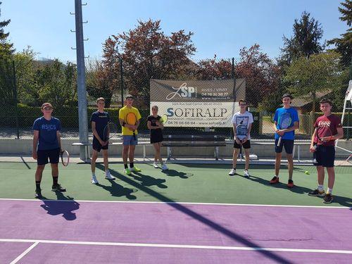 LSP partenaire et sponsors du Tennis Club de Sillans