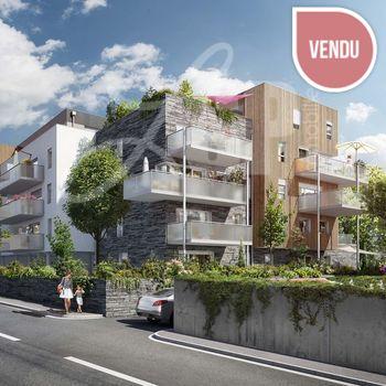 T3 N° 305 Villa Jean-Jaurès centre ville (neuf)
