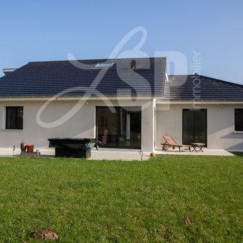 Villa plain pied : Rives