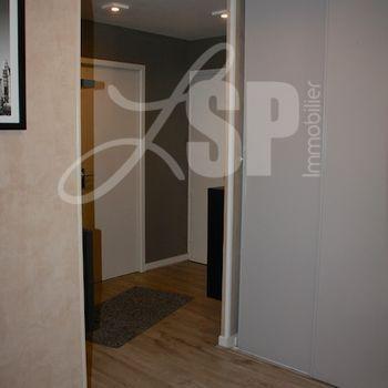 Appartement T3 loué : Rives