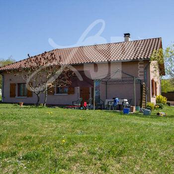 Villa plain-pied T5 : Izeaux