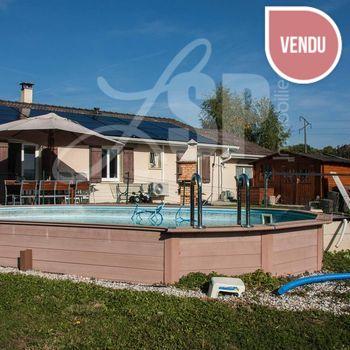Villa plain-pied