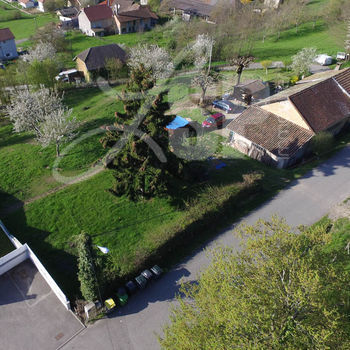 Terrain viabilisé (Lot B) : Colombe