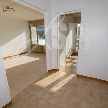 Appartement T4 : Rives