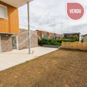 """T4 Rez-de-jardin N°3 """"Villa Jean Jaurès"""" (Neuf)"""