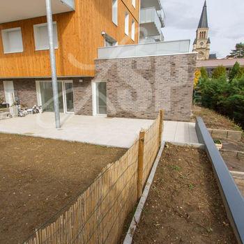 """T4 Rez-de-jardin N°3 """"Villa Jean Jaurès"""" (Neuf) : Rives"""