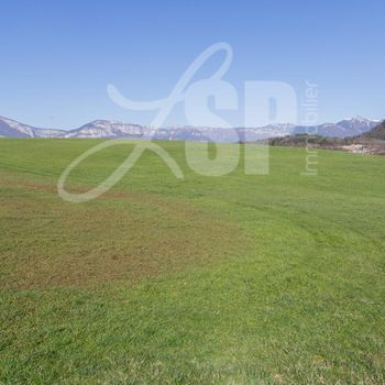 Terrain viabilisé (Lot N°3) : Montagnole
