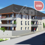 Immobilier sur Saint-Pierre-d'Albigny : Appartement de 2 pieces