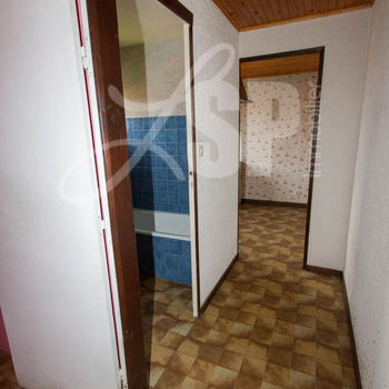 Maison à restaurer : Rives