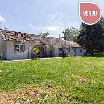 Villa individuelle plain-pied T4
