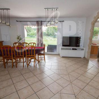 Villa individuelle plain-pied T4 : Beaucroissant