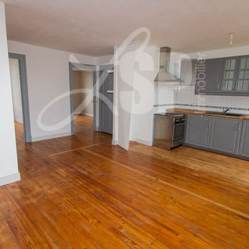 Appartement T3 : Renage