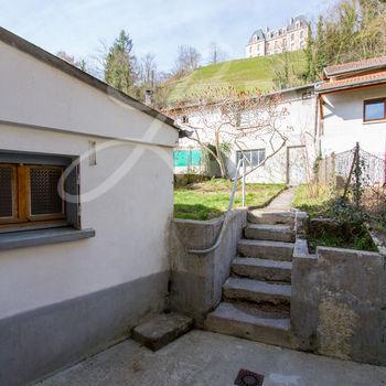 Maison de village avec dépendance : Vinay