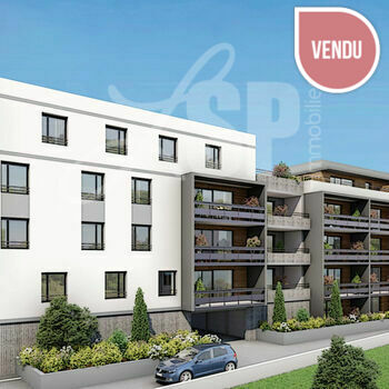 Appartement T3 neuf (A 403)