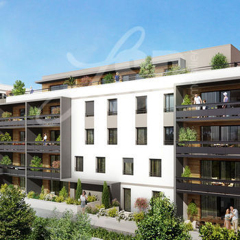 Appartement T3 neuf (A 403) : Le Duo Echirolles