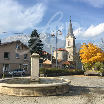 Appartement T2 neuf (B 102) : Le Duo Echirolles