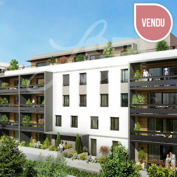 Appartement T3 neuf (B 304)
