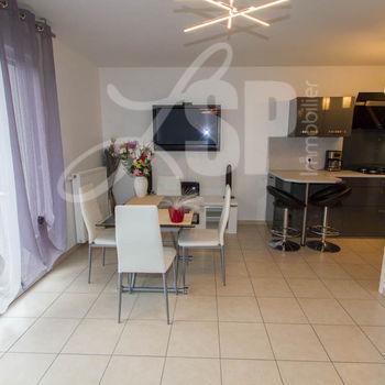 Appartement T3 récent : Rives
