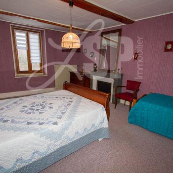 Maison de village T4 : St Gervais