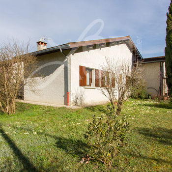 Villa d'architecte plain pied (T4bis) : La Rivière