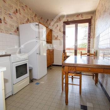 Appartement T4 : Rives