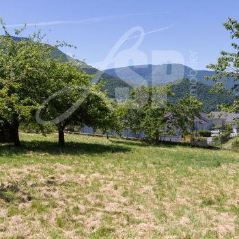 Terrain viabilisé (Lot 3) : Montagnole