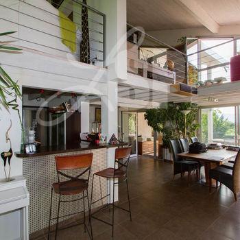 Villa d'architecte : Beaucroissant