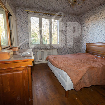 Villa à restaurer : La Murette
