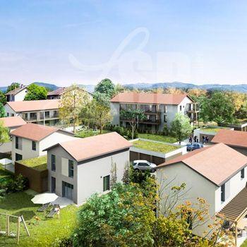 Apartement T4 avec jardin (B003) : Esprit Village