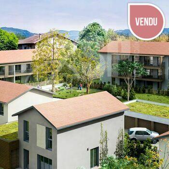 Appartement T3 avec jardin (A004)