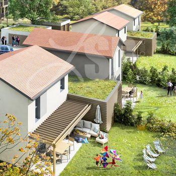 Villa T4 (M006) : Esprit Village