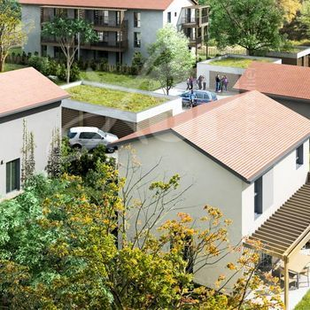 Villa T4 (M005) : Esprit Village