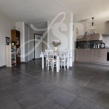 Appartement T2 pour investisseurs : Rives