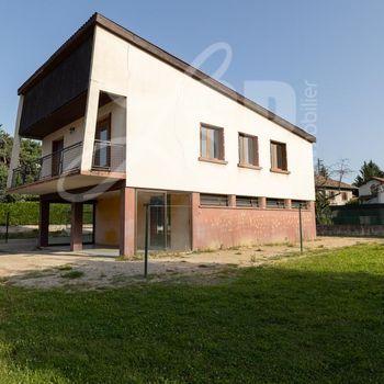 Villa proche centre ville : Moirans